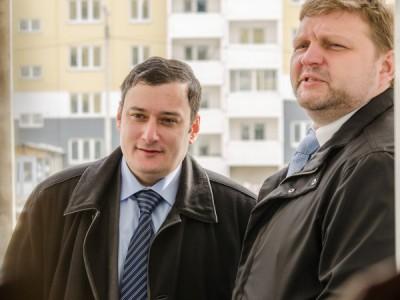 Александр Хинштейн посетил Киров