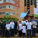 В рамках акции «Наш лес. Посади своё дерево» M1 Development высадила собственную аллею